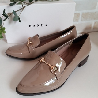 ランダ(RANDA)のビットローファー(ローファー/革靴)