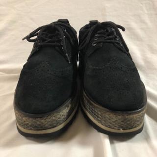 ジョージコックス(GEORGE COX)のアンダーグラウンド☆☆超厚底☆☆シャークソール(ローファー/革靴)