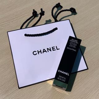 シャネル(CHANEL)のCHANEL シャネル スカルプティング ボーム エサンシエル ショッパー袋付き(コントロールカラー)