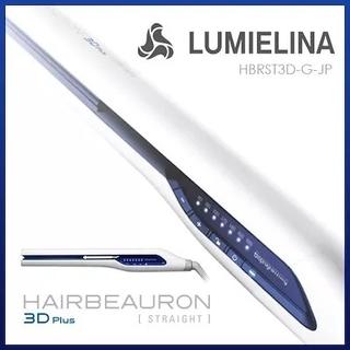 リュミエールブラン(Lumiere Blanc)のリュミエリーナ ヘアビューロン3D Plus ストレート(ヘアアイロン)