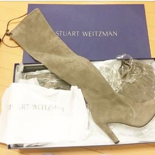スチュワートワイツマン(Stuart Weitzman)のスチュアートワイツマン スチュワートワイツマン ロングブーツ新品未使用!!(ブーツ)