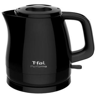 ティファール(T-fal)のティファール 電気ケトル 0.8L パフォーマ ブラック KO1538JP(電気ケトル)