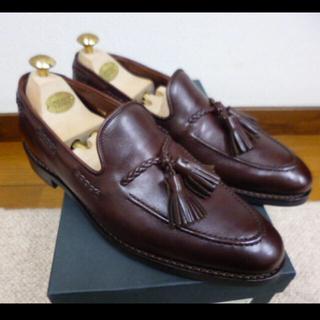 クロケットアンドジョーンズ(Crockett&Jones)の定価9万円 Crockett&Jones Langham2    UK6 E(ドレス/ビジネス)
