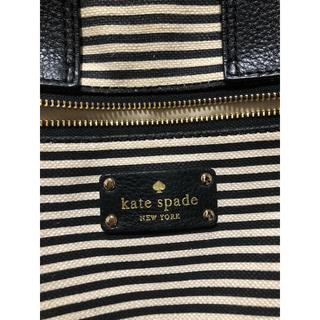 ケイトスペードニューヨーク(kate spade new york)の【確認用】ケイトスペード ボーダーバッグ(トートバッグ)