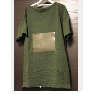 ジルサンダー(Jil Sander)のJIL SANDER Tシャツ 新品未使用(Tシャツ(半袖/袖なし))