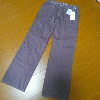 ワコール(Wacoal)の★お値下げ 新品タグ付き Wacoalワコール 綿100%パンツ W61(カジュアルパンツ)