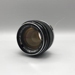 オリンパス(OLYMPUS)の【I'm crazy様専用】G.ZUIKO AUTO-S 50mm f/1.4(レンズ(単焦点))