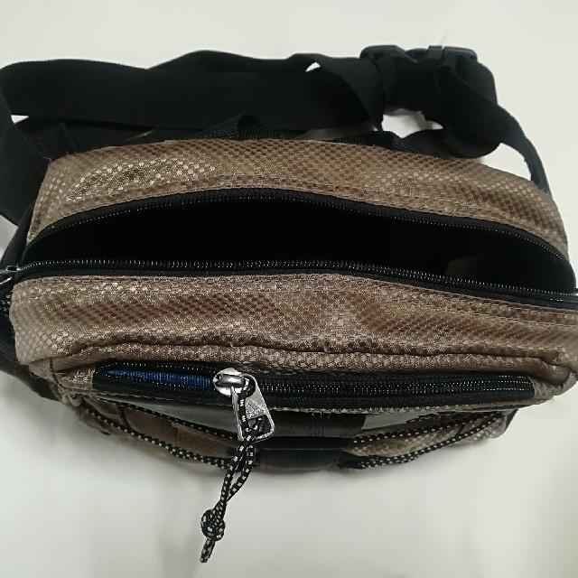 adidas(アディダス)の【販売一時停止中】ウエストポーチ アディダス  adidas レディースのバッグ(ボディバッグ/ウエストポーチ)の商品写真