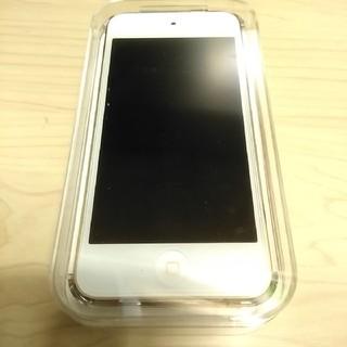 アイポッドタッチ(iPod touch)のipod touch 6世代 キズなし 美品 16GB(スマートフォン本体)