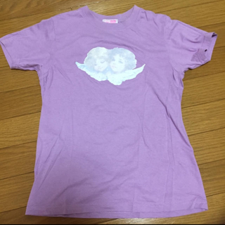 ナイルパーチ(NILE PERCH)のナイルパーチ 天使 Tシャツ(Tシャツ(半袖/袖なし))
