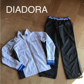 ディアドラ(DIADORA)の【  malu 様  専用  】ウインドブレーカー上下set & ブルーシャツ(その他)