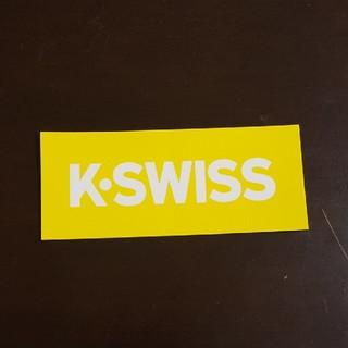 ケースイス(K-SWISS)のK・SWISS ステッカー(ステッカー)