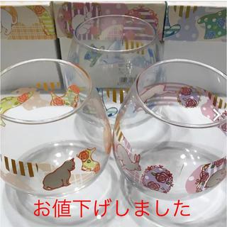 トウヨウササキガラス(東洋佐々木ガラス)の東洋佐々木ガラスタンブラー3個セット(グラス/カップ)