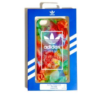 アディダス(adidas)のアディダス iPhone 6s フローラル(iPhoneケース)