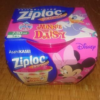 ディズニー(Disney)のジップロック スクリューロック ディズニーデザイン(容器)