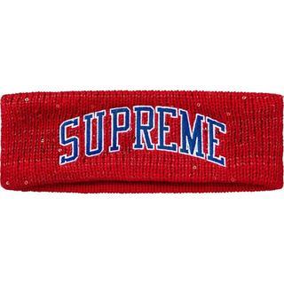シュプリーム(Supreme)の新品送料込 Supreme New Era Arc Logo Headband(その他)