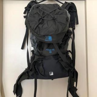 カリマー(karrimor)のカリマーリュック 25 ほぼ未使用 SL25(登山用品)