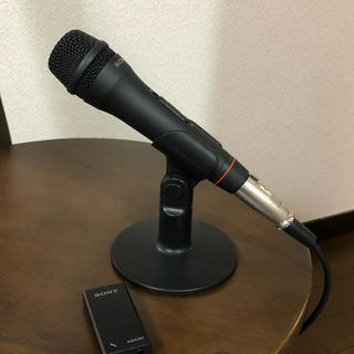 SONY - ソニー USBコンデンサーマイク 配信にオススメ