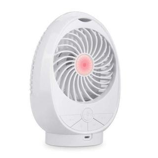 USB扇風機 卓上扇風機 音楽扇風機 高音質 bluetoothスピーカー(サーキュレーター)