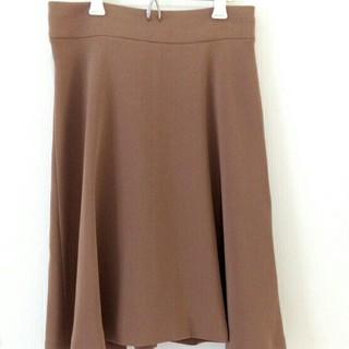 デミルクスビームス(Demi-Luxe BEAMS)の美品 Demi-luxe beams フレアスカート (ひざ丈スカート)