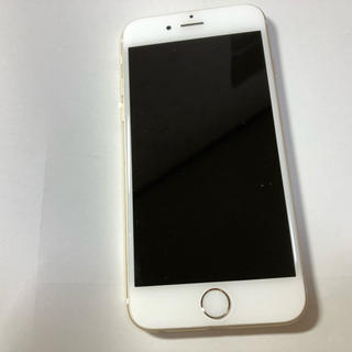 アイフォーン(iPhone)の週末まで限定値下げ★iPhone6 本体 ゴールド 64GB(スマートフォン本体)