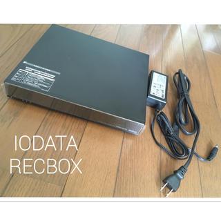 IODATA - IODATA RECBOX HVL-AV2.0DT 未使用
