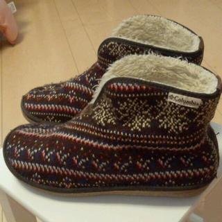 コロンビア(Columbia)のColumbia  冬靴22.5~23㎝(ブーツ)