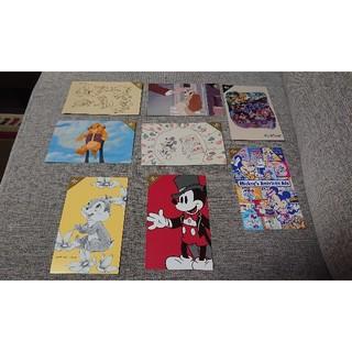 ディズニー(Disney)のディズニー25周年ポストカード★8枚セット3️⃣(写真/ポストカード)