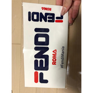 フェンディ(FENDI)のFENDI ステッカー(ノベルティグッズ)