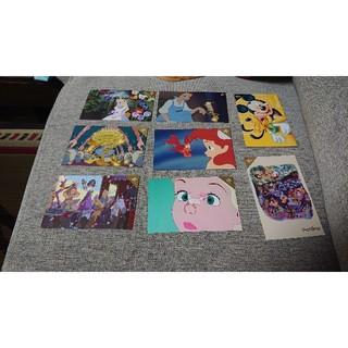 ディズニー(Disney)のディズニー25周年ポストカード★8枚セット5️⃣(写真/ポストカード)