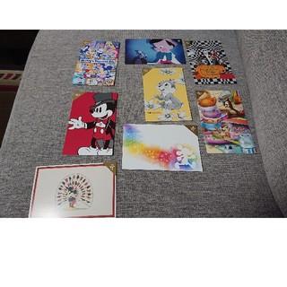 ディズニー(Disney)のディズニー25周年ポストカード★8枚セット7️⃣(写真/ポストカード)