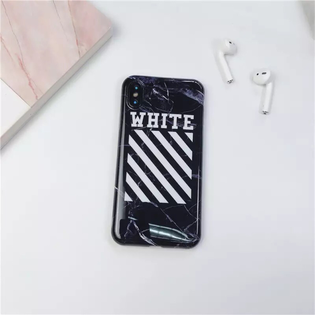 フェンディ iphonexs カバー tpu | OFF-WHITE - ストリートiPhoneケースの通販 by ポケモンshop|オフホワイトならラクマ