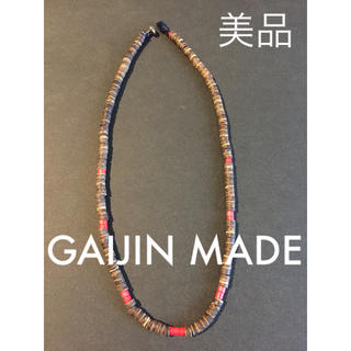 ガイジンメイド(GAIJIN MADE)の【GAIJIN MADE】ウッドビーズネックレス(ネックレス)