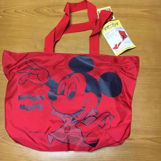 ディズニー(Disney)のマザーバック(裏のポケットがマットに早変わり)(マザーズバッグ)