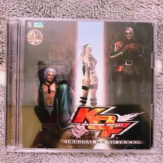 エスエヌケイ(SNK)の「KOF MAXIMUM IMPACT」オリジナル・サウンド・トラックス/田中…(ゲーム音楽)