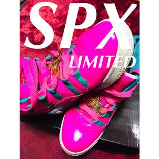 エスピーエックス(SPX)の🔷【SPX】限定&超希少カラー☆‼️大幅値引きしました‼️(スニーカー)