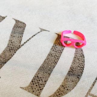 ジェイダ(GYDA)のGYDAサングラスリングNEON(リング(指輪))