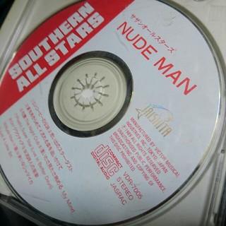 エスエーエス(SAS)のサザンオールスターズ NUDE MAN 歌詞カード無し 送料込み(ポップス/ロック(邦楽))