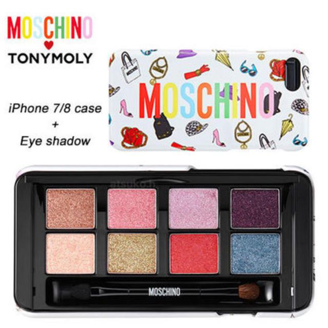 コーチ iPhoneX ケース | TONY MOLY - NYMOLY×MOSCHINO アイパレット iPhone case付の通販 by Charlie's▽select|トニーモリーならラクマ