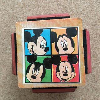 ディズニー(Disney)のミッキー スタンプ 4面(はんこ)