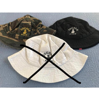 ココロブランド(COCOLOBLAND)のCOCOLO帽子(キャップ)