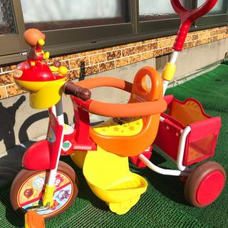 アンパンマン 三輪車(三輪車)