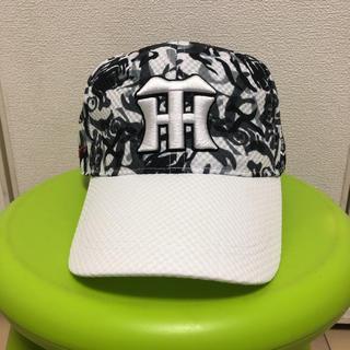 ハンシンタイガース(阪神タイガース)の阪神タイガース キャンプ キャップ 2019(応援グッズ)