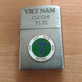 Zippo ベトナム 平和への願い