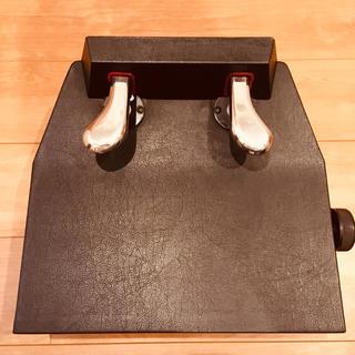 ピアノ 補助ペダル ムツミ製 M60 M-60 踏台(ピアノ)