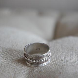 925ヴィンテージ シルバーリング(リング(指輪))