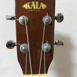 「新品同様」KALA テナーウクレレ KA-TG ギグバッグ付(テナーウクレレ)