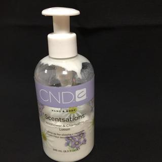 シーエヌディー(CND)のセンセーション  ハンド&ボディクリーム(ボディローション/ミルク)