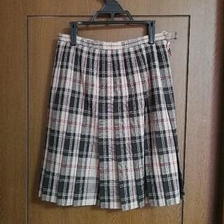 イーストボーイ(EASTBOY)の美品✨EASTBOY チェックスカート イーストボーイ 卒業式 小学生(ひざ丈スカート)