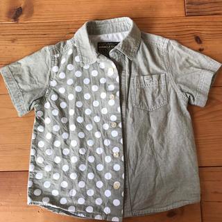 シューラルー(SHOO・LA・RUE)のシャツ110(Tシャツ/カットソー)